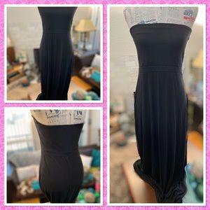 OLD NAVY Halter Dress/Maxi Skirt